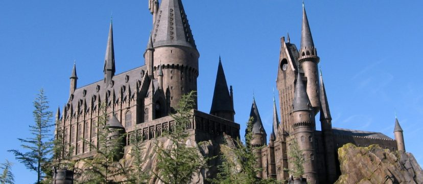 J.K. Rowling and the Wizarding World in 2016